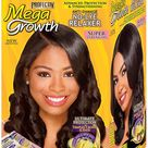 Profective Mega Growth Anti-Damage No-Lye Relaxer Kit Super