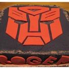 Transformers Birthday Cakes