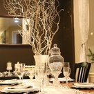 Willow Branch Centerpiece