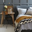 Grey Upholstered Headboards