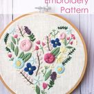 Trick for how to transfer embroidery patterns