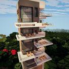 Modern appartements Minecraft Map