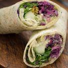 Deli Wrap of the Day (Vegan) - Serves 1