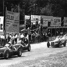 10 inch Photo. 1947 Belgian Grand Prix