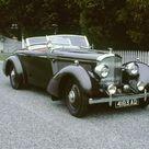 '1937 Bentley 4 1   4 lire' Photographic Print    Art.com