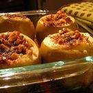 Baked Apples Healthy