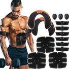KALAOD 14Pcs/Set Hip Trainer Abdominal Arm Muscle Training Body Shape Sports Smart Fitness ABS