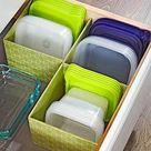 Genius Food Storage Container Hacks