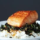 Roasted Salmon