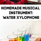 Homemade Musical Instrument: Water Xylophone