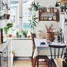 Vintage Küchen einrichten und dekorieren