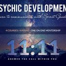 Psychic Development / One on One Mentorship Program - The ONLY Psychic Development Class You'll Ever Need! Communicate With Your Guides