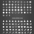 375 Retina-Display-Ready Icons - - Fribly
