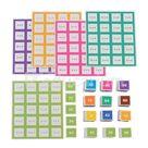 Cambio - kolorowa tabliczka mnożenia   liczenie do 100