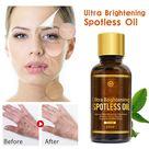 Ultra Brightening Spotless Oil Dark Spots Remove Ance Burn Strentch Against Scar Removal Whitening Skin Care Essence - 30ml / Rose