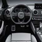 2017 Audi A3 Sportback e tron   Interior, Cockpit