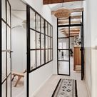 Step Inside This Bright Brooklyn Apartment Made of Steel-Framed Glass | The Gem Picker