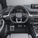 2017 Audi SQ7 TDI   Interior, Cockpit
