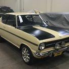 Sharp Restoration: 1967 Opel Kadett L Kiemencoupe in California