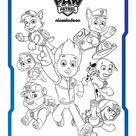 PAW Patrol Coloring In Sheets | Nick Jr. Color