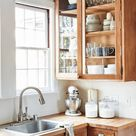Move Aside All White Kitchens This Natural Wood Look is On Your Heels
