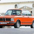 BMW 2002 KUPE GERMANY 1968 YEAR.