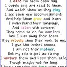 Resume Child Care