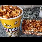 فشار او بوب كورن كراميل ناجح 100 Pop Corn Caramelise Youtube Food Breakfast Corn