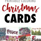 Christmas Cards | 20 Pack - Sarah Renae Clark - Coloring Book Artist and Designer