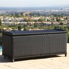 Bily Outdoor Storage Ottoman