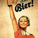 Vintage German Oktoberfest Custom Invitation   Zazzle.com