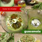 How To Make Guacamole