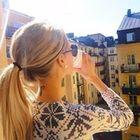 Oksana Kozak's Pinterest Account Avatar