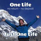Just One Life | Gesund Abnehmen mit Yoga und Ernährung Pinterest Account