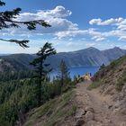 Here We Wander | Travel & Hiking instagram Account