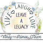 Wendy Palmer Vinson Pinterest Account