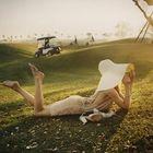 Pretty Angel Pinterest Account