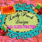 Lucky Peach Designs Pinterest Account
