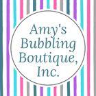 Amys Bubbling Boutique instagram Account