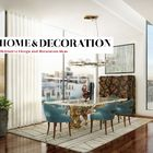 Home and Decoration Pinterest Account