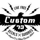 Custom73.com instagram Account