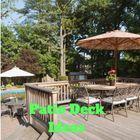 Patio Deck Ideas  Pinterest Account