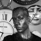 Felipe Salcedo / Avant Garde Fashion Face Masks instagram Account