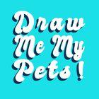 Draw Me My Pets Pinterest Account