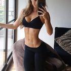 Fitness Cross Pinterest Account