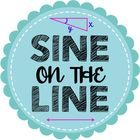 Sine on the Line Pinterest Account