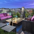 Rooftop Terrace Ideas Pinterest Account