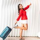 Travel Fashion Girl Pinterest Account