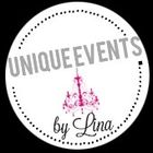 Unique Events by Lina instagram Account