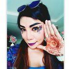 Henna thailand by Indysu instagram Account